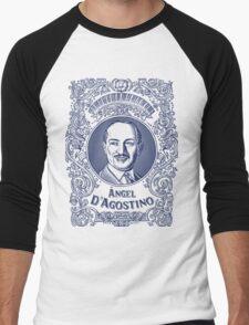 Ángel D'Agostino (in blue) Men's Baseball ¾ T-Shirt