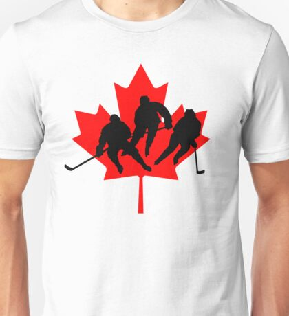 Canada hockey Unisex T-Shirt
