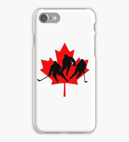 Canada hockey iPhone Case/Skin