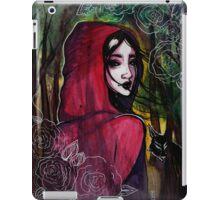 Little Red  iPad Case/Skin
