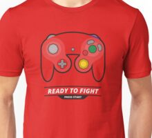 Color Changing Gamecube Controller Unisex T-Shirt