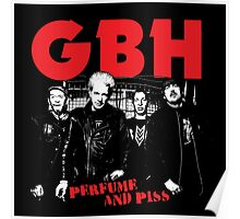 Charged GBH Poster