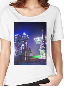Industrial HDR photography - Steel Plant 2 Women's Relaxed Fit T-Shirt