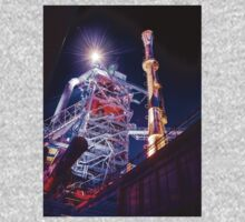 Industrial HDR photography - Steel Plant 1 One Piece - Long Sleeve
