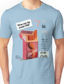 Lung Candy_No Background Unisex T-Shirt