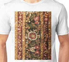 Beaded Indian Saree Photo Unisex T-Shirt