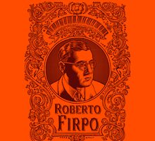 Roberto Firpo (in red) Unisex T-Shirt