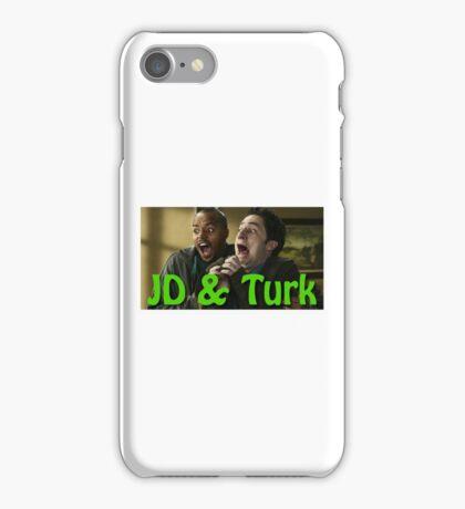JD & Turk screaming iPhone Case/Skin
