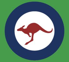 Roundel of the Royal Australian Air Force One Piece - Short Sleeve
