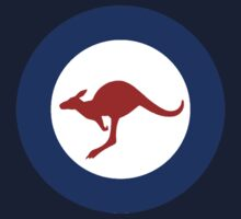 Roundel of the Royal Australian Air Force One Piece - Long Sleeve