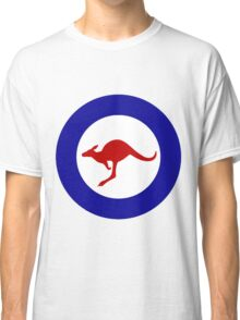 Roundel of the Royal Australian Air Force Classic T-Shirt