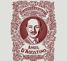 Ángel D'Agostino (in red) Unisex T-Shirt