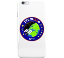PromISSe Mission to the ISS iPhone Case/Skin