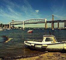Royal Albert Boat  by Rob Hawkins