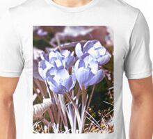 Crocus Infrared Unisex T-Shirt