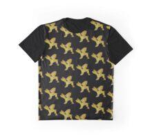 Golden Gargoyle v2 Graphic T-Shirt