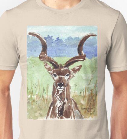 Greater Kudu (Tragelaphus strepsiceros) Unisex T-Shirt