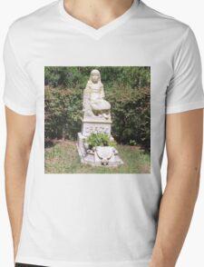 Gracie Mens V-Neck T-Shirt