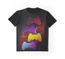 Gaming Colors  Graphic T-Shirt