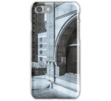 Reflections and Explorations in Fortitude Valley iPhone Case/Skin