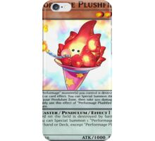 Performage Plushbroken iPhone Case/Skin