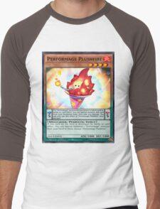 Performage Plushbroken Men's Baseball ¾ T-Shirt