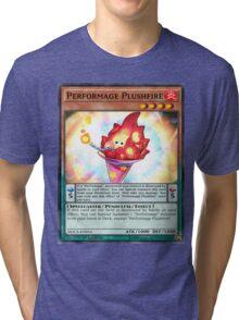 Performage Plushbroken Tri-blend T-Shirt