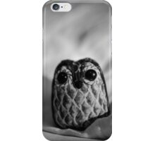 Unintentional Night Owl - The Flightless Fowl iPhone Case/Skin