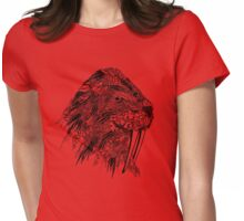 Walrus Womens Fitted T-Shirt