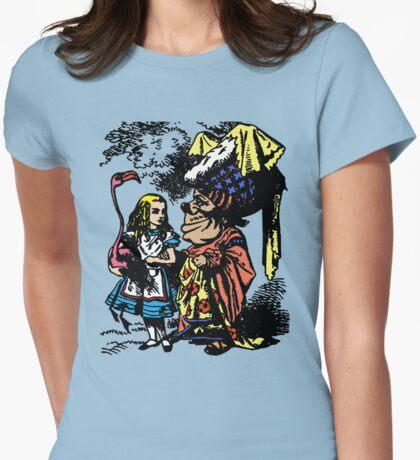 Duchess Womens Fitted T-Shirt