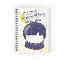 Stars and Old Dreams Spiral Notebook