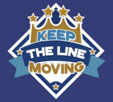 KC Royals: Keep the Line Moving Seal by SkipHarvey