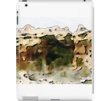 Cave of Grass iPad Case/Skin