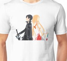 SAO minimalist Unisex T-Shirt