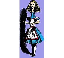 Long Tall Alice Photographic Print