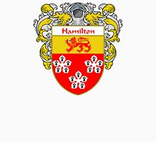 Hamilton Coat of Arms/Family Crest Unisex T-Shirt