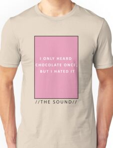 The Sound - The 1975 Unisex T-Shirt