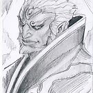 Wind Waker Ganondorf by Figment Forms