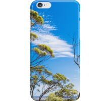 Cooling Breeze in the Gum-Trees iPhone Case/Skin