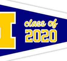 Michigan Pennent 2020 Sticker