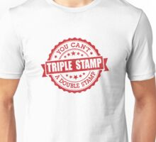 Triple Stamp T-Shirt