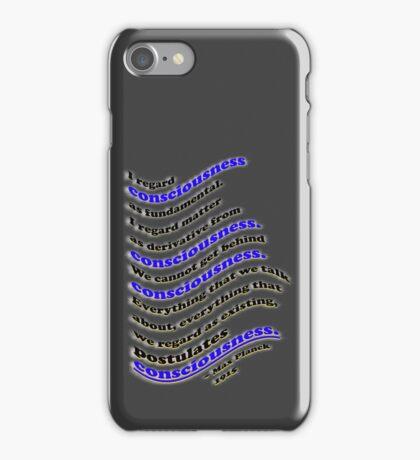 MAX PLANCK~ Physicist 1915 iPhone Case/Skin