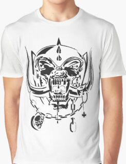 Snaggletooth Graphic T-Shirt