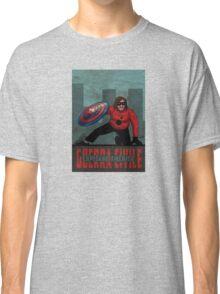 Capitano America - Guerra Civile  Classic T-Shirt