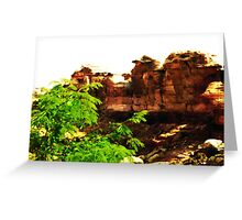 Triassic Park Greeting Card
