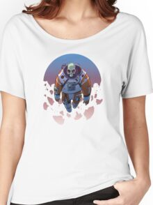 Spacetronaut - S34RCH1NG C010R Women's Relaxed Fit T-Shirt