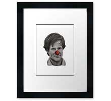 Laughter is Contagious Framed Print