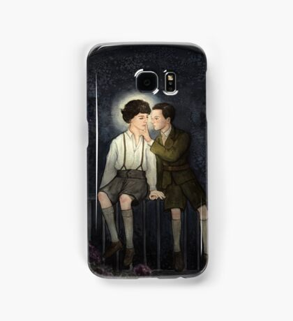 Teenlock  - Jim & Sherlock Samsung Galaxy Case/Skin