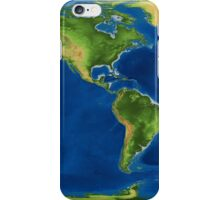 world realistic this time iPhone Case/Skin