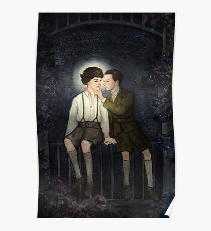 Teenlock  - Jim & Sherlock Poster